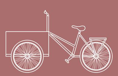 Standard ice cream bike